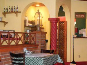 Mio's Pizzeria - Cincinnati, Ohio - Dining Room Left Side