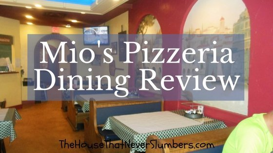 Mio's Pizzeria of Cincinnati - Dining Review - Booths inside of Restaurant