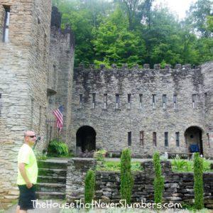 "Cincinnati's Best Kept Secret - Chateau Laroche (Loveland Castle) - The ""Rock Castle"" on the Little Miami River"