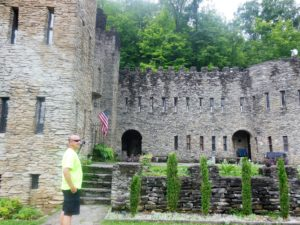 "Cincinnati's Best Kept Secret - My words cannot do justice to this amazing wonder. The pictures may make a better attempt, but neither will they truly capture its grandeur. The Chateau Laroche which means ""Rock Castle"" is nestled on the banks of the Little Miami River in Loveland, Ohio (on the northeastern outskirts of Cincinnati). Loveland is a fitting location for this architectural feat considering is it the product of one man's labor of love and his desire to positively influence the young men in his care."