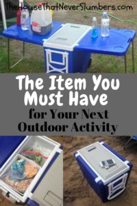 Folding Table Cooler Review - The Item You Must Have for Your Next Outdoor Activity