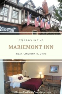 Charming Mariemont Inn of Cincinnati, Ohio