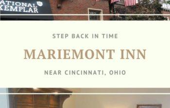 Charming Mariemont Inn of Cincinnati, Ohio
