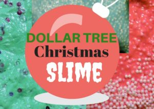 Dollar Tree Christmas Slime (3 fun varieties) - Check out the video below to see the surprising turn of events as this simple Dollar Tree Christmas Slime tutorial suddenly becomes a slime-making challenge. Which Christmas slime will take the prize - Snowflake Slime, Santa Hat Slime, or Christmas Tree Slime? Join the slime-making experts at The House That Never Slumbers as they enthusiastically take on their cousin, the slime-making novice.