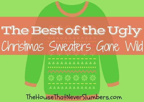 Ugly Christmas Sweaters Gone Wild - The experts here at The House That Never Slumbers have scoured the web to bring you the Best of the Ugly, the Gaudiest of the Gaudy, the compilation of each and every Eyesore to End All Eyesores! There are some spectacles, you just can't unsee, and we have found every one of them.