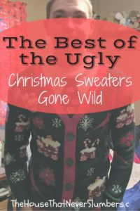 The Best of the Ugly: Christmas Sweaters Gone Wild