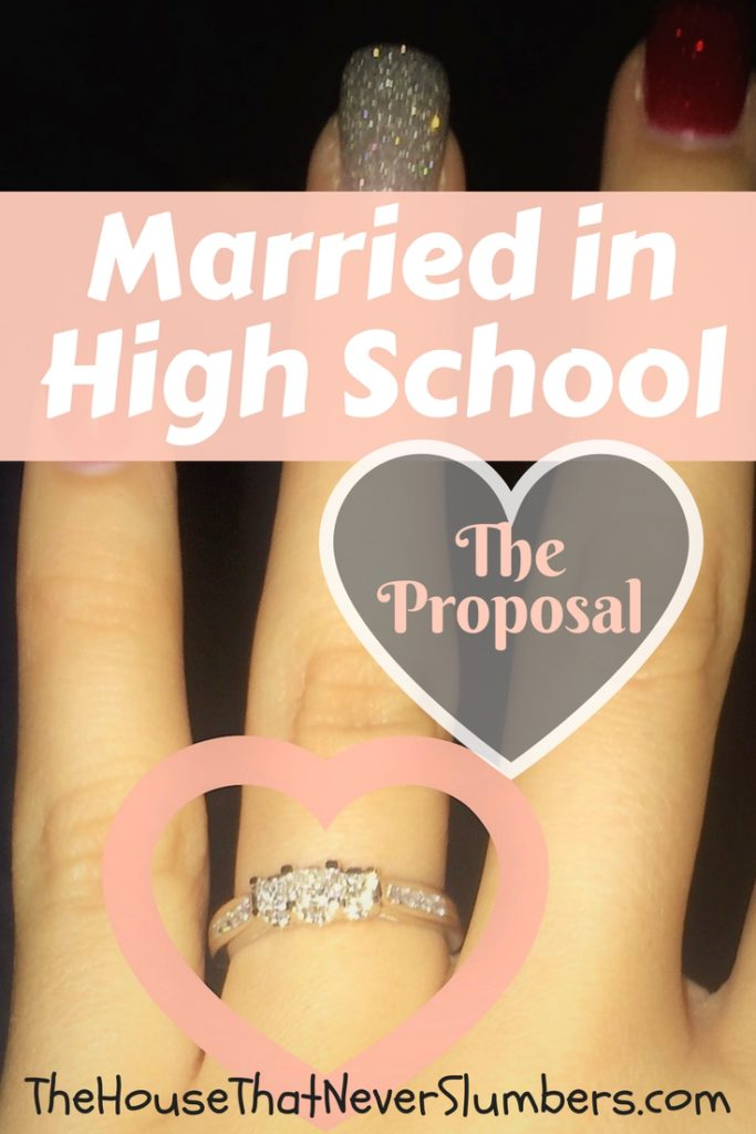 Married in High School – The Proposal – The House That Never