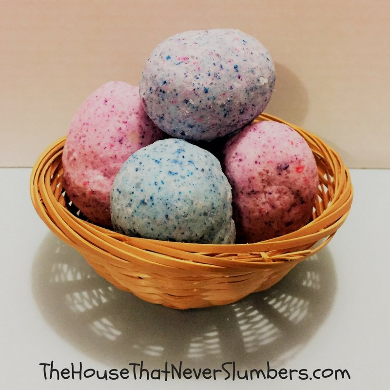 Easter Egg Surprise Bath Bombs - featured 2