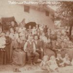 Way Back Wednesday - John & Nancy McMullen Bales Reunion 1896 - featured