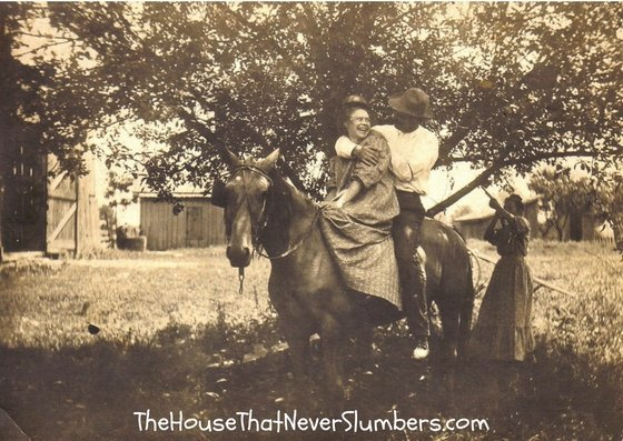 Genealogy Photo - Ozro Bales Kidnapping Bertha Root - featured