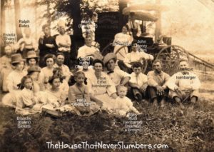 Way Back Wednesday - J H Bales Butter Eggs & Poultry - labeled
