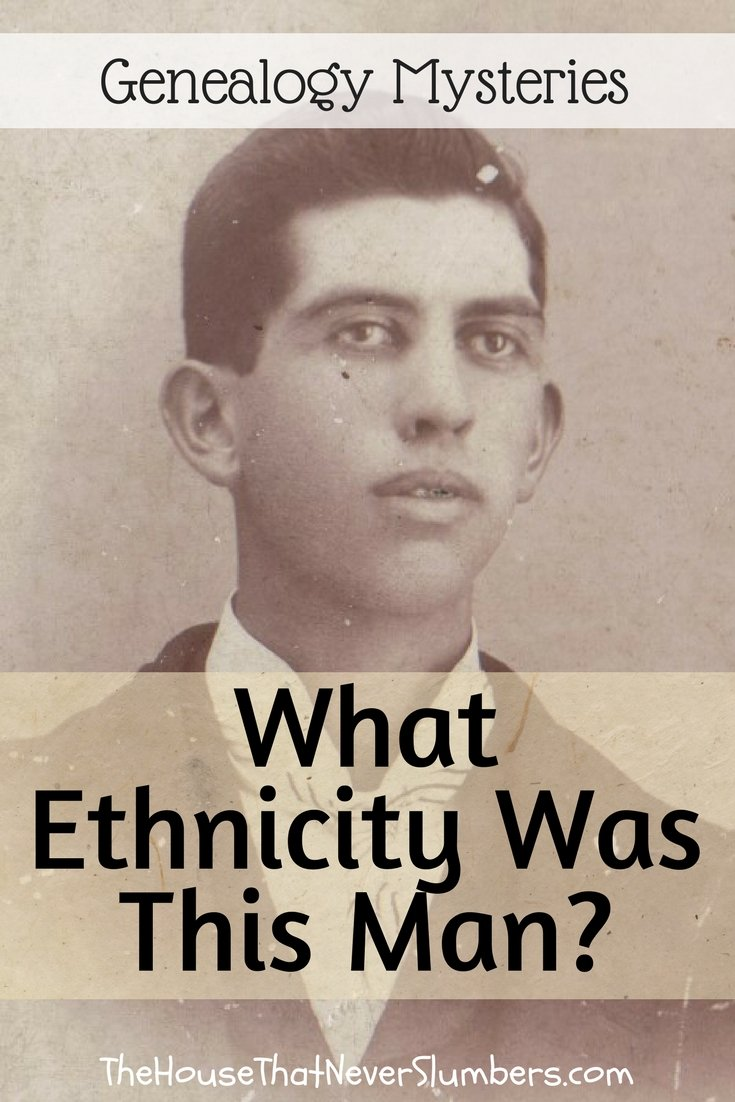 Way Back Wednesday - What Ethnicity Was Ozro Bales - Pinterest 1