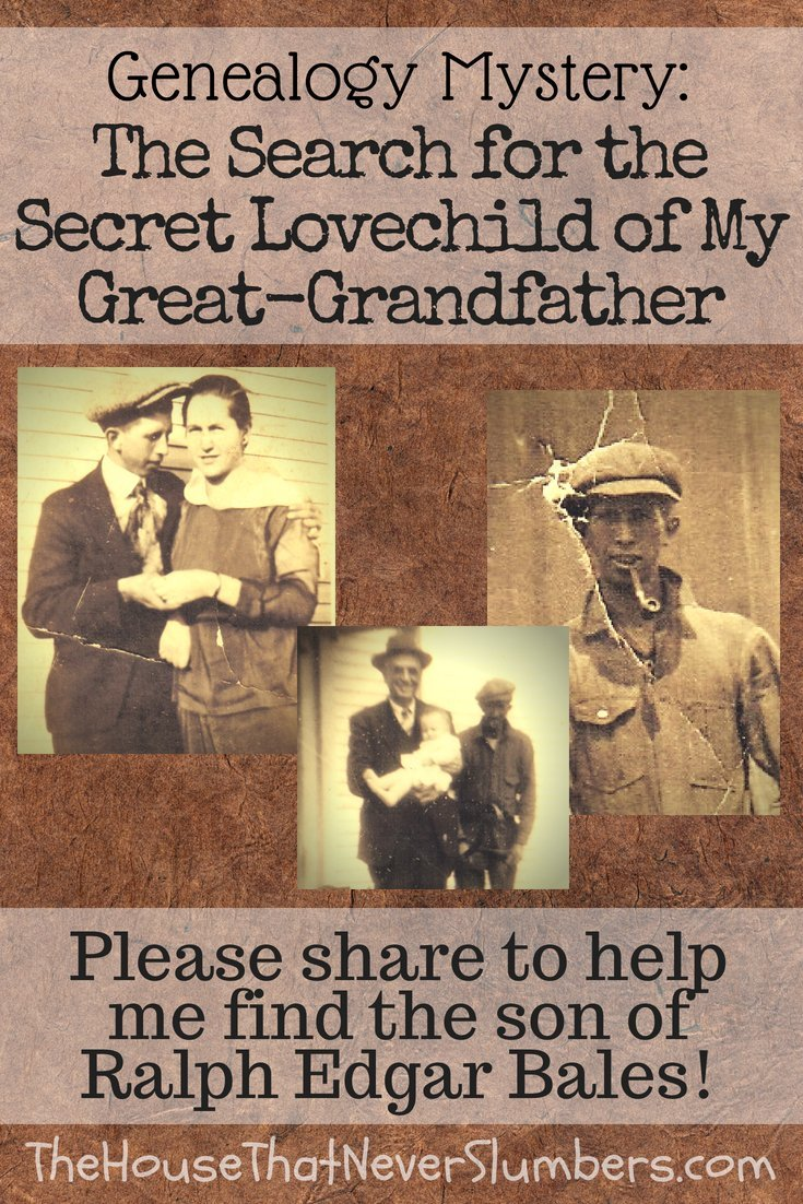 The Search for the Secret Lovechild of My Great-Grandfather [Genealogy Mystery] - #genealogy #familyhistory #old photos #ancestry #Indiana #ancestors #familytree