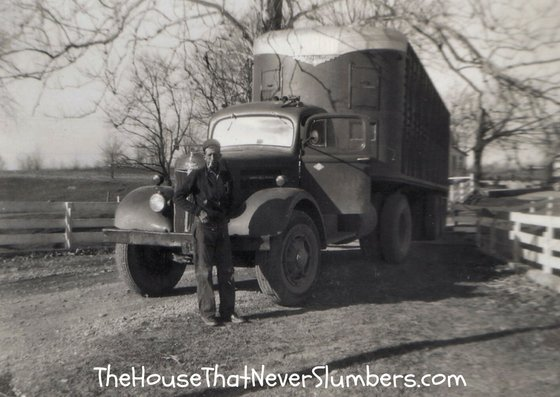 The Search for the Secret Lovechild of My Great-Grandfather [Genealogy Mystery] - Ralph Edgar Bales Stock Truck #genealogy #familyhistory # Indiana #ancestry #ancestors #familytree