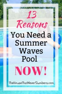 Looking for ways to beat the summer heat? 13 Reasons You Need a Summer Waves Pool Right Now - #summer #swimmingpool #pool #poolcare