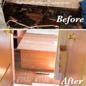 Dutchmen Lite Camper Renovation - Progress Update 2 - #camping #camper #travel