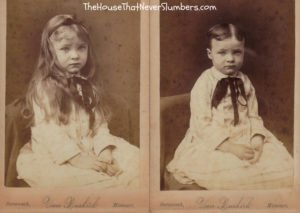 When Little Boys Wore Dresses, and It Wasn't Controversial [Genealogy] - Riggins Child Before & After Haircut #genealogy #familytree #familyhistory #ancestry