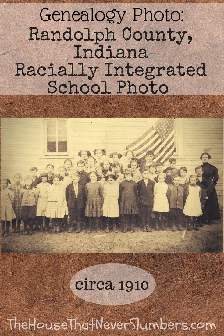 Randolph County Indiana - Josephine Gordon and Marshall Sickels Class Names #genealogy #familytree #familyhistory #indianahistory #randolphcountyindiana