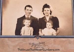 Celebrating Grandma Merrimen (Niccum) Bentz - family photo #genealogy #familyhistory #familytree #ancestry #indianahistory