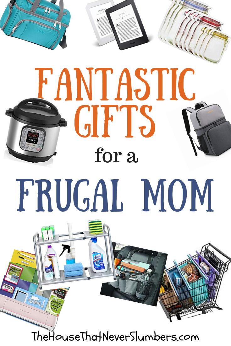 Fantastic Gifts for a Frugal Mom - title