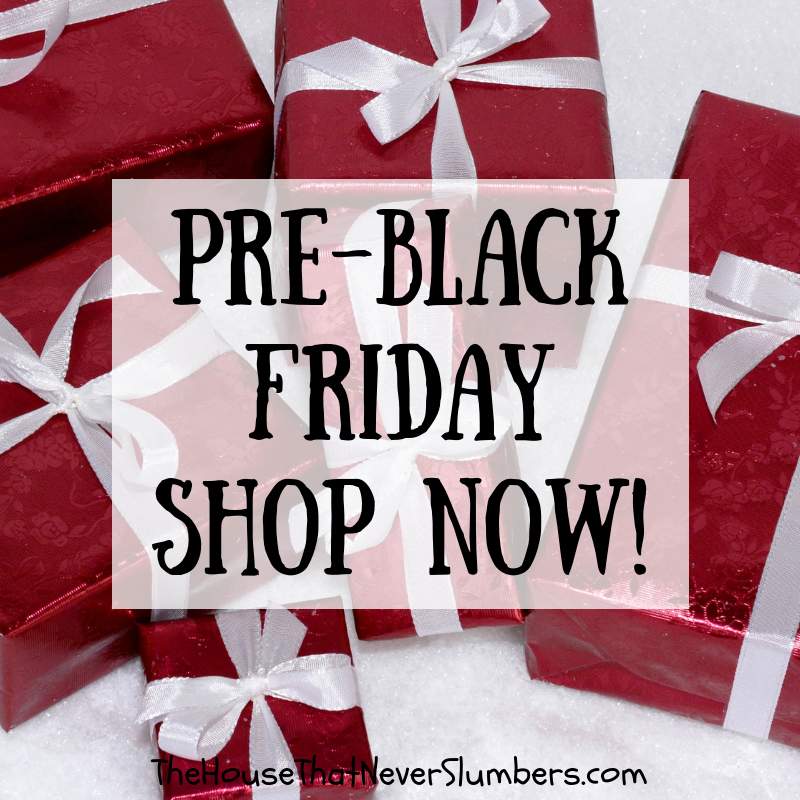 Pre Black Friday Shopping - #blackfriday #holidayshopping #christmasshopping #christmasgifts #shopping #deals #preblackfriday #budgetshopping