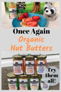Once Again Organic Nut Butters - Lunchbox