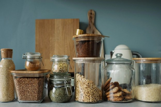 Food Storage Containers for Food Preparation